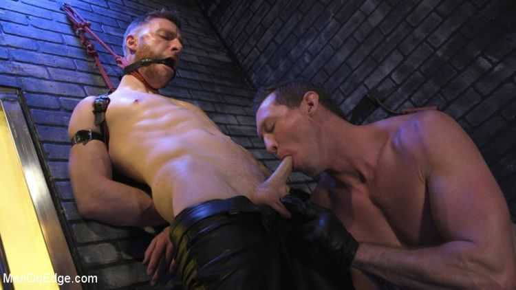 Director Sebastian Keys gets edged!