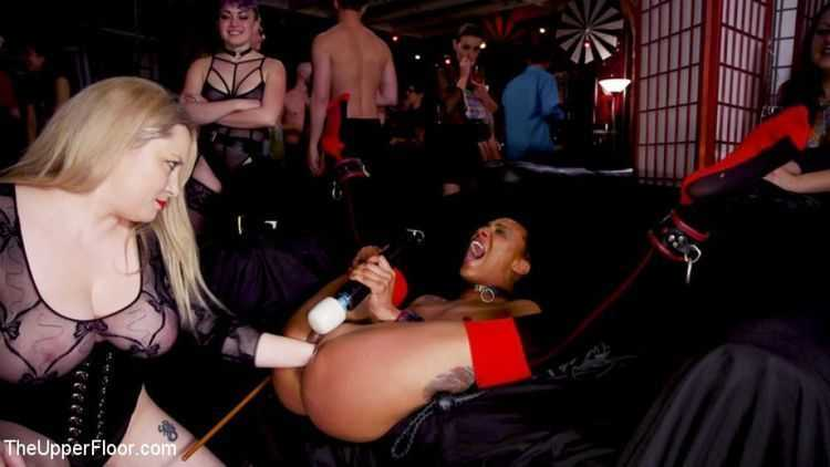 Masochistic Anal Sluts Love It All at the BDSM Ball