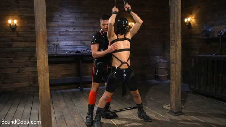 Gayporn Download Matt Anthony Takes A Beating And A Fucking In Full Suspension - Greatest Fetish Video Collection