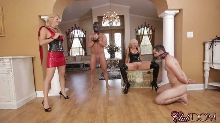 Sex Slave For Blondes Part 6: Pleasured By Sadism