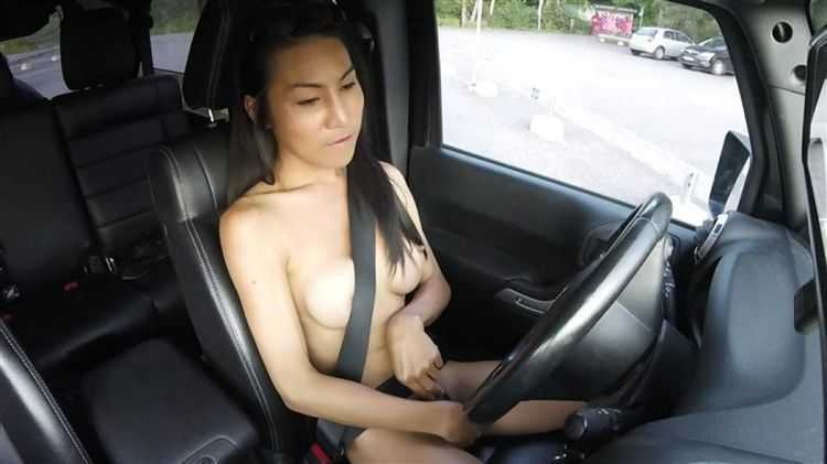 FREE Thippy driving nude