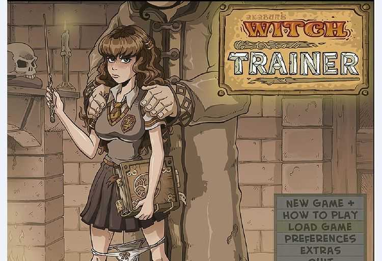 WITCH TRAINER V122D BY AKABUR