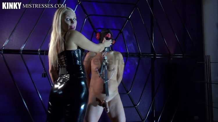 Punished at the Cross By Mistress Marta