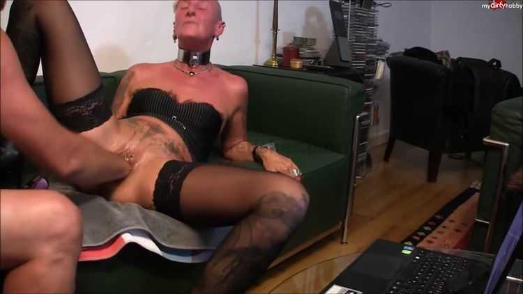 Mydirtyhobby presents Lady-Isabell666 in USER PUSSY FIST MIT DIRTY TALK – 23.08.2017