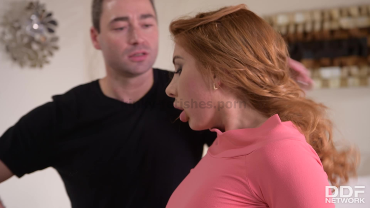 DDFNetwork – HouseOfTaboo presents Marilyn Crystal in Student Spanked Into Submission – 26.02.2019